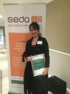 SEDA Woman's Achievment